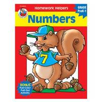 Carson Dellosa Homework Helper Numbers