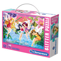 Creative Toy Company Flitter Fairies of the Lake Puzzle