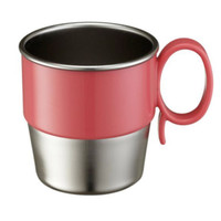 Innobaby Din Din Smart Stainless Cup - Pink