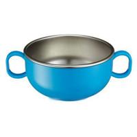 Innobaby Din DIn Smart Stainless Starter Bowl - Blue