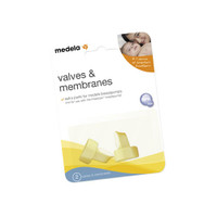 Medela Extra Valves & Membranes