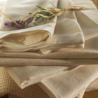 Naturalmat Organic Fitted Cotton Percale