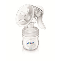 Philips Avent Avent BPA Free Comfort Breast Pump - Manual