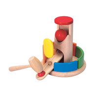 Plan Toys Tower Pounding