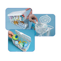 Prince Lionheart The Complete Dishwasher Basket System