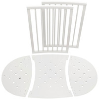 STOKKE Sleepi Bed Extension - White