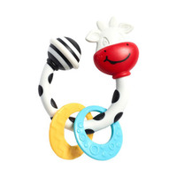 Tiny Love Tiny Cow Teether Rattle