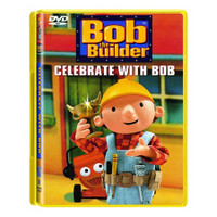 Tomy International Bob the Builder DVD - Celebrate with Bob