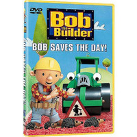 Tomy International Bob the Builder DVD - Save the Day