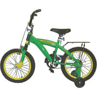 Tomy International Johndeere 16-inch Bicycle Boy