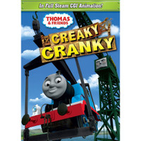 Tomy International Thomas & Friends DVD - Creaky Cranky