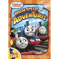 Tomy International Thomas & Friends DVD - High Speed Adventures