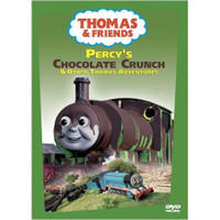 Tomy International Thomas & Friends DVD - Percy's Chocolate Crunch