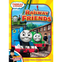 Tomy International Thomas & Friends DVD - Railway Firends