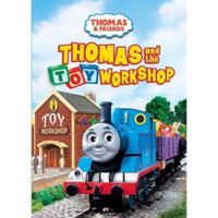 Tomy International Thomas & Friends DVD - Thomas and the Toy Workshop