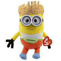 Beanie Babies Beanie Buddies Despicable Me 3 Dave - Small