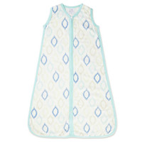 aden + anais Silky Soft Sleeping Bag - Sprout-1