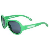 Babiators Baby Sunglass Original Babiators - Go Time Green-1