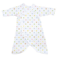 i play. Gauzie Wrap Gown - Print - 6M-1