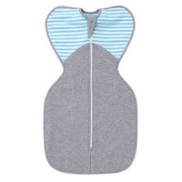 Love to Dream Swaddle Up Winter Warm - Turquoise-1