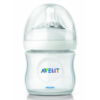 Philips Avent Natural Feeding Bottle 4oz-1