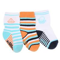 Robeez Sea Life Socks - 3 Pack-1