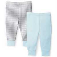 Skip Hop Boho Feathers Baby Pants Set - Blue-1