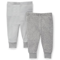 Skip Hop Boho Feathers Baby Pants Set - Grey-1