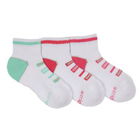 STRIDE RITE Ashton Stripped Socks - 3 Pack-1