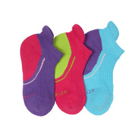 STRIDE RITE Erica Made 2 Play No Show Socks - 3 Pack-1