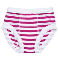 Under The Nile Training Pants - Fuchsia/White Stripe-1