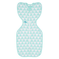 Love to Dream Swaddle UP Original Designer Collection - Ocean Triangle - Med-1