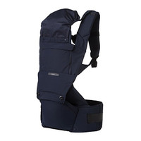 Ecleve Pulse Ultimate Comfort Hip Seat Carrier - Midnight Blue