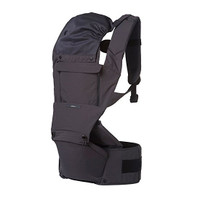 Ecleve Pulse Ultimate Comfort Hip Seat Carrier - Charcoal