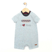 Robeez I Love Food Romper