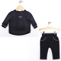 Robeez Quilted Pullover + Pants Set - Cutie