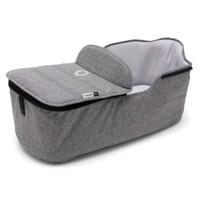 Bugaboo Fox Bassinet Tailored Fabric Set - Grey Melange