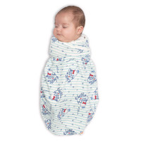 Ergo Baby Swaddler - Limited Edition Hello Kitty - Sail Away