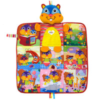 Lamaze Pierre's Perfect Day (Blanket Book)-2