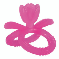 Putti Atti Flower Teether - Pink-2