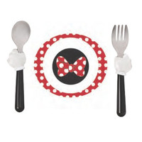 The First Years Minnie Mouse 3-Piece Feeding Set-1