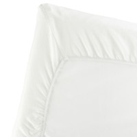 Baby Bjorn Soft Organic Fitted Sheet for Travel Crib Light