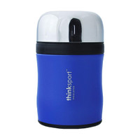 ThinkBaby ThinkSport GO4TH - 12oz (350ml) - Coated Blue Product Photo