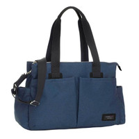 Storksak Travel Collection Shoulder Diaper Bag - Navy