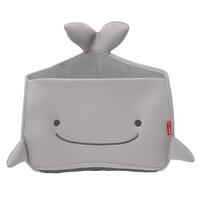 Skip Hop Moby Corner Bath Toy Organizer - Grey_thumb1