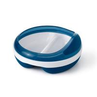 OXO Divided Feeding Dish - Navy_thumb1