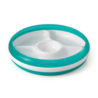 OXO Divided Plate - Teal_thumb1