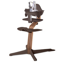 Nomi High Chair - Coffee/Walnut_thumb1_thumb2