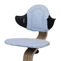 Nomi High Chair Cushion - Pale Blue_thumb1