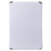 Halo DreamNest Fitted Sheet - Solid White